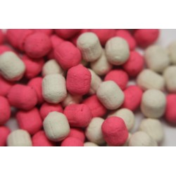 KRILL FLUO MIXED ROZE / WIT...