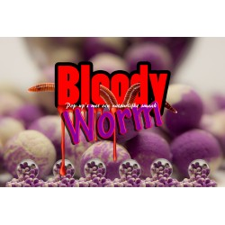 Bloody Worm 15mm