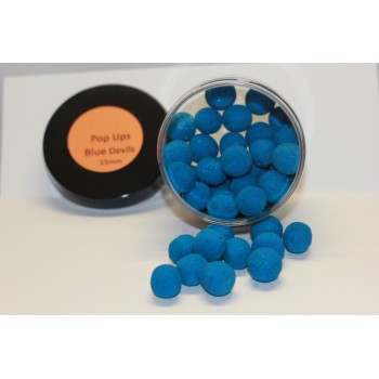 11mm popup THE BLUE DEVILS