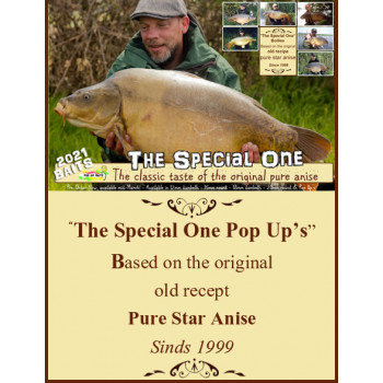 The Speciaal One Pop Up's