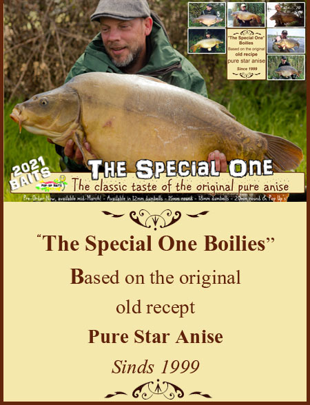 The Special One Boilies
